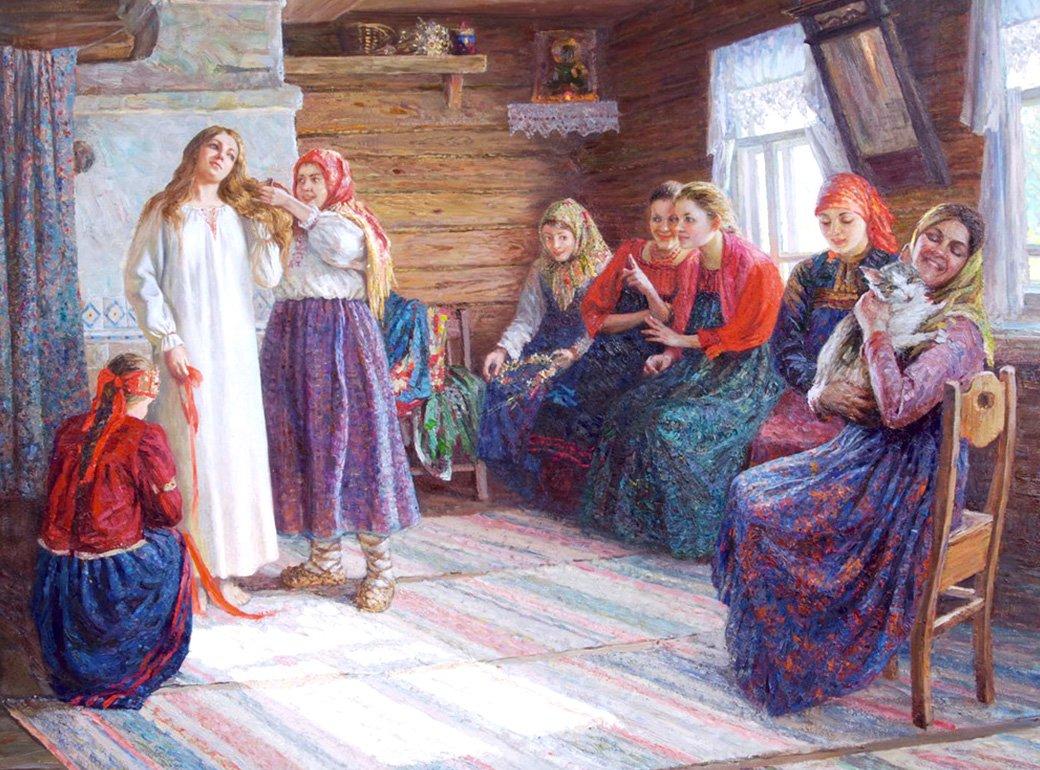 быт русского народа - 9