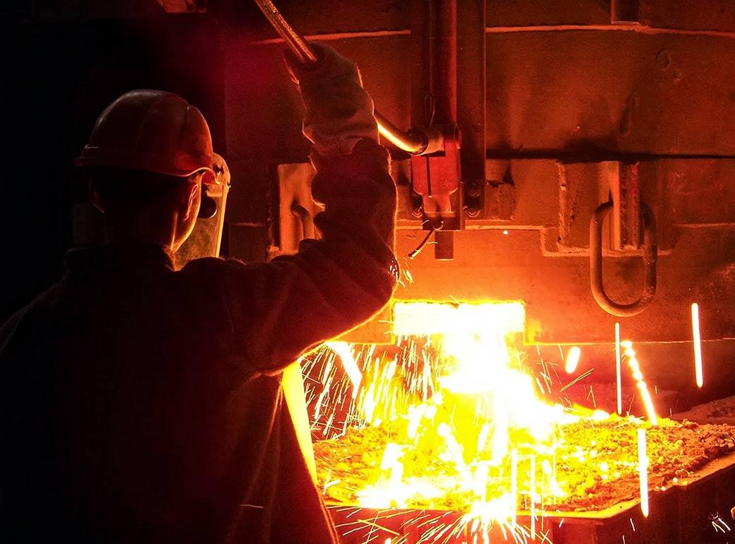 В ДНР откроется завод по производству чугуна