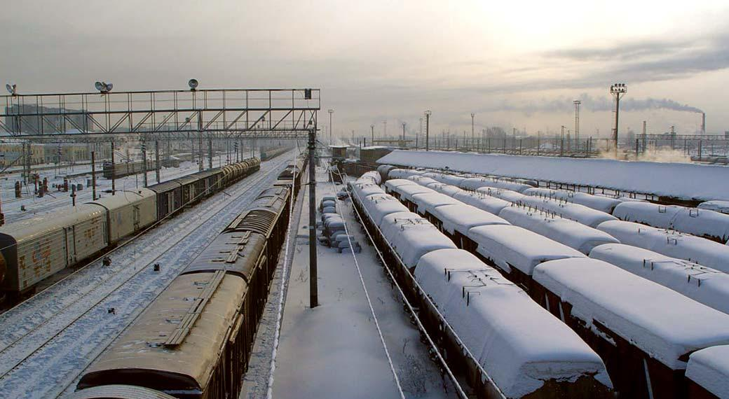 ФАС узнает причину пробки нажелезной дороге вКузбассе